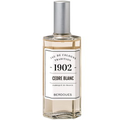 EDC 1902 TRADITION CEDRE BLANC 125ML